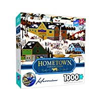Surelox Hometown - It's Sugar Time Jigsaw Puzzle (1000pc)