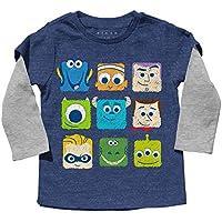 Disney Toddler Boys' Buzz Lightyear and Friends Long Sleeve T-Shirt