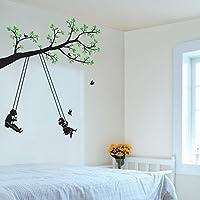 ホーム Decor Mural アート Wall ペーパー ステッカー - Childhood's Dream PS58091