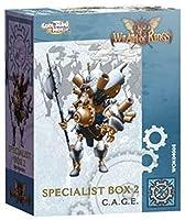Wrath of Kings: Teknes CAGE Box