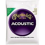 MARTIN M180 Ex.LGT 12弦アコースティックギター弦