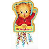 Daniel Tiger Party Supplies - Pull-String Pinata by BirthdayExpress