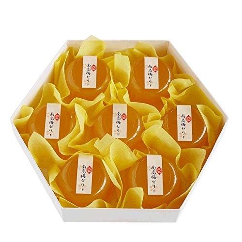 プラム食品株式会社 完熟梅ゼリー7個入り(85g×7個)