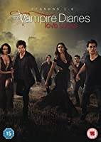 The Vampire Diaries Season 1-6 [DVD] [Import]