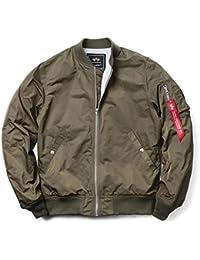(アルファ インダストリーズ) ALPHA TA1051 MA-1 LIGHT ジャケット SHAPE MEMORY ミリタリー アウター alj011016103