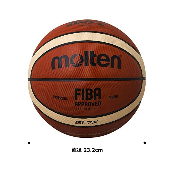 molten(モルテン) バスケットボール G...の紹介画像6