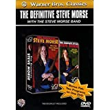 The Definitive Steve Morse [DVD]