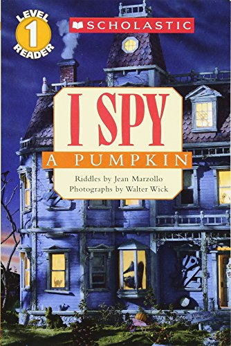 I Spy a Pumpkinの詳細を見る