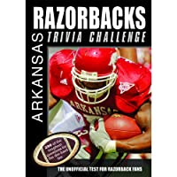 Arkansas Razorbacks Trivia Book by Sourcebooks