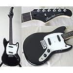 Bacchus バッカス エレキギター BMS-1R BLK