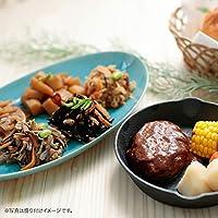 お惣菜 ハンバーグ3種類とお惣菜7種類の全10品 ハンバーグお試しセット (和風・デミグラス・トマト) 惣菜