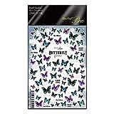 PARTS SHA-NAIL(パーツ写ネイル) Sha-Nail Pro Butterfly Dream 1枚