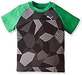 (プーマ)PUMA トレーニングウェア AOP 半袖Tシャツ 591889 [ボーイズ] 591889 01 ブラック 130