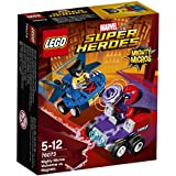 LEGO Super Heroes Marvel Mighty Micros: Wolverine vs. Magneto 76073 Playset Toy