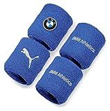 【正規輸入品】 BMW リスト・バンド(2個セット) Royal Blue 80232231779 画像