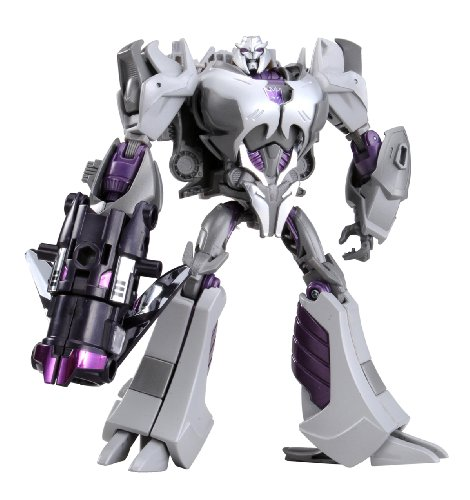 Am 05 transformer prime megatron pvc figure takaratomy japan ebay - Transformers prime megatron ...