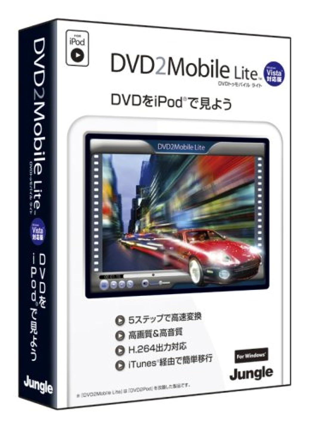 汗苦難エージェントDVD2Mobile Lite Vista対応版