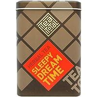 Tea total (ティートータル) / ドリームタイムティー 50g入り缶 ニュージーランド産 (ハーブティー / フレーバーティー  / ノンカフェイン) 【並行輸入品】