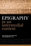Epigraphy in an Intermedial Context 画像