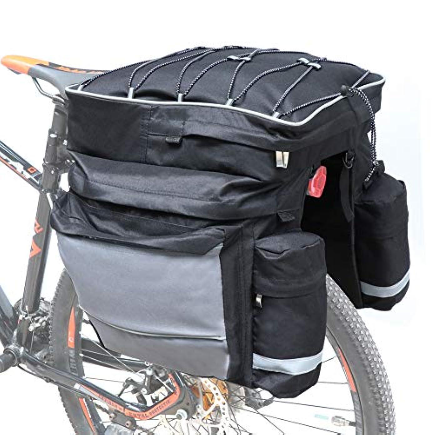 アフリカ泥沼検査COFIT リアシート大容量 サイドバッグ/パニアバッグ - 25L / 68L 自転車 サイクリング 用