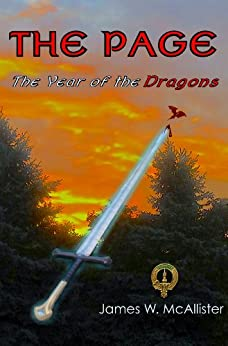 The Page: The Year Of The Dragons by [McAllister, James]