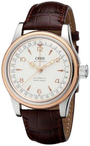 ORIS (オリス) 腕時計 ビッグクラウン オリジナル ポインターデイト 754 7543 4361F メンズ [正規輸入品]