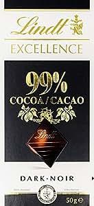 リンツ(Lindt)  エクセレンス・99%カカオ(ハイカカオ) 50g