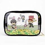 銀魂 × Sanrio characters TOSSY&OKKY スパンコールスクエアポーチ