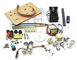 TEKNON 自作 DIY めずらしい 真空管 中波 ラジオ 製作 キット