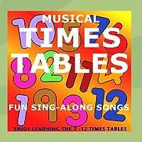 Musical Times Tables【CD】 [並行輸入品]