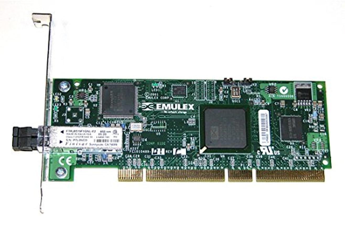 苦痛必要ない十分ではないDell 7 W801 Emulex 2 GBファイバ?チャネル?カード