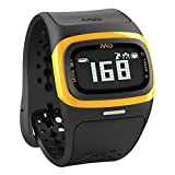 【日本正規代理店品・保証付】MIO Alpha 2 心拍計付き腕時計 (Bluetooth SMART/Bluetooth 4.0対応) イエロー MIO-BT-000006