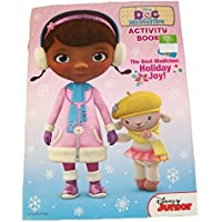 Disney Doc McStuffins Coloring & Activity Book ~ Christmas Edition (The Best Medicine: Holiday Joy; 2014; Exclusive Printing) by Disney [並行輸入品]