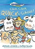 Click Clack Quack to School!【DVD】 [並行輸入品]