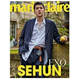 MARIE CLAIRE 7月号(2017) 表紙画報インタビュー EXO SEHUN/イ・ジュンギ