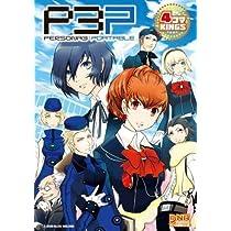 ペルソナ3ポータブル4コマKINGS (IDコミックス DNAメディアコミックス)