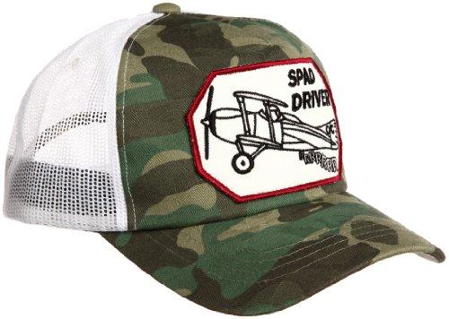 (オールドマンズ)OLDMAN'S CAMO MESH CAP OLD-1438 74 CAMO F