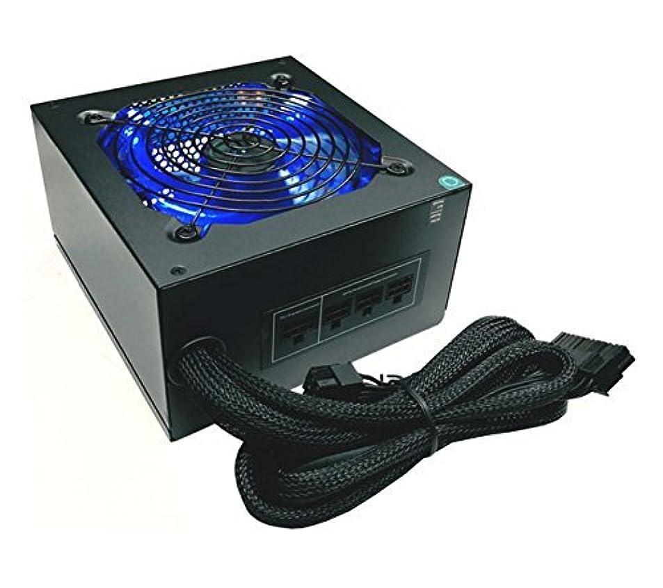 高層ビル役立つデマンドApevia ATX-WR680W Warrior 680W High Performance Silent ATX Modular Gaming Power Supply [並行輸入品]