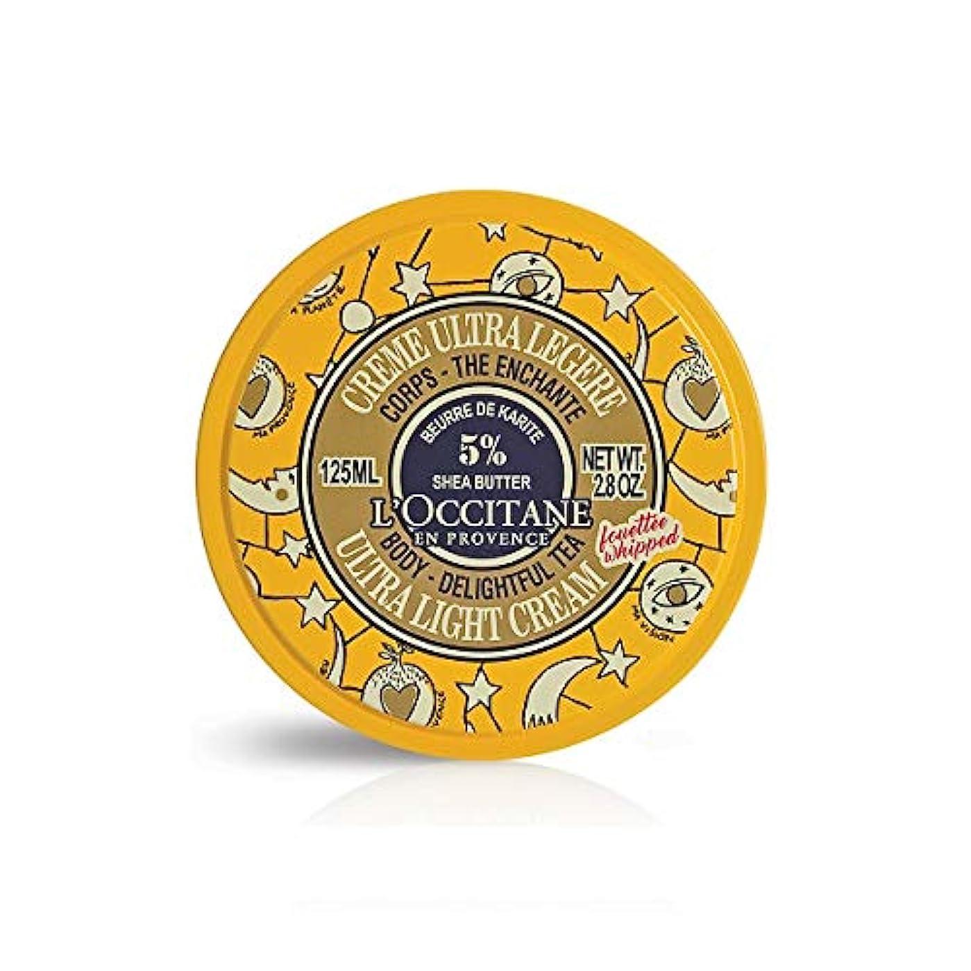ロクシタン(L'OCCITANE) ジョイフルスター スノーシア ボディクリーム(ディライトフルティー) 125ml