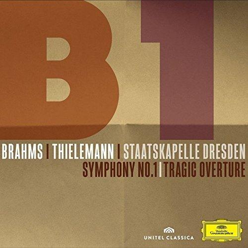 ブラームス:交響曲第1番、悲劇的序曲の詳細を見る
