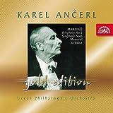 マルチヌー:交響曲第5番H.310 他 Martinu: Symphonies Nos.5, 6 (Ancerl Gold Edition 34)