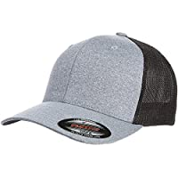 Flexfit Mens 6311 Melange Stretch Mesh Cap Hat