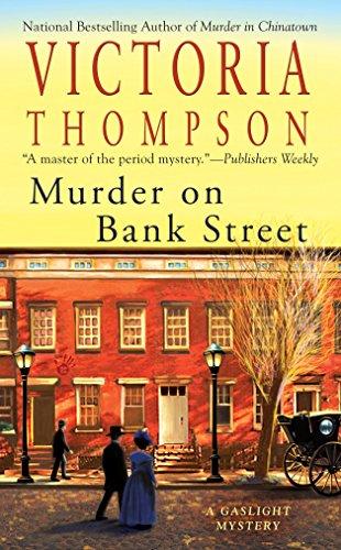 Download Murder on Bank Street: A Gaslight Mystery 0425228371