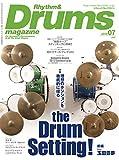 Rhythm & Drums magazine (リズム アンド ドラムマガジン) 2018年 7月号 [雑誌]