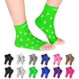 NEWZILL Plantar Fasciitis Socks with Arch Support, Best 24/7 Foot Care Compression Sleeve, Eases Swelling & Heel Spurs, Ankle Brace Support, Increases Circulation