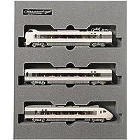 KATO Nゲージ 681系 しらさぎ 増結 3両セット 10-1314 鉄道模型 電車