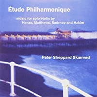 Etude Philharmonique by P.S. Skaerved (2013-08-05)