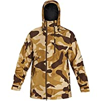 DAKINE Washburn Jacket - Men's [並行輸入品] Black/Mt Hood Emboss Lining M