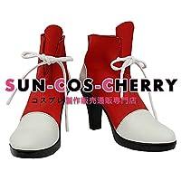 【サイズ選択可】コスプレ靴 ブーツ K-352 少女革命ウテナ 天上ウテナ 男性28CM