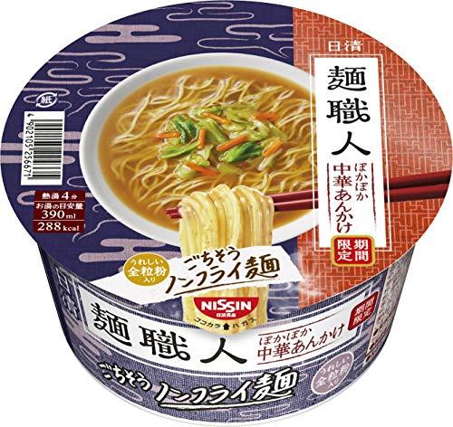 日清麺職人(ぽかぽか中華あんかけ)の画像